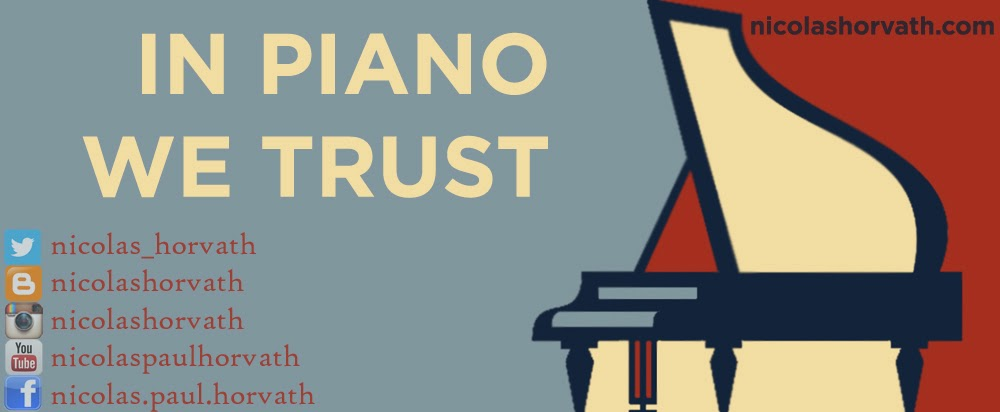 In Piano We Trust ( Nicolas Horvath blog )