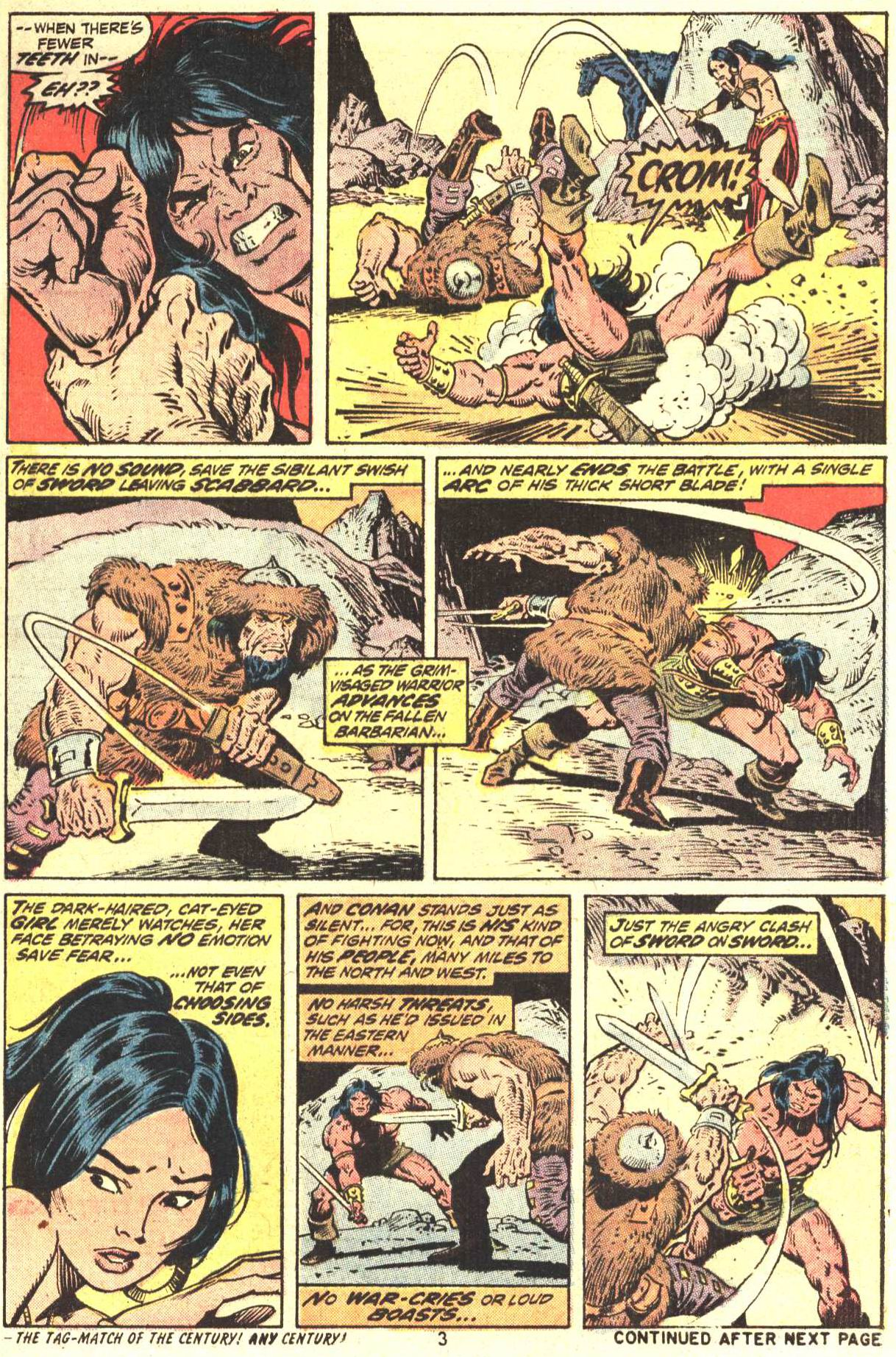Conan the Barbarian (1970) Issue #27 #39 - English 4