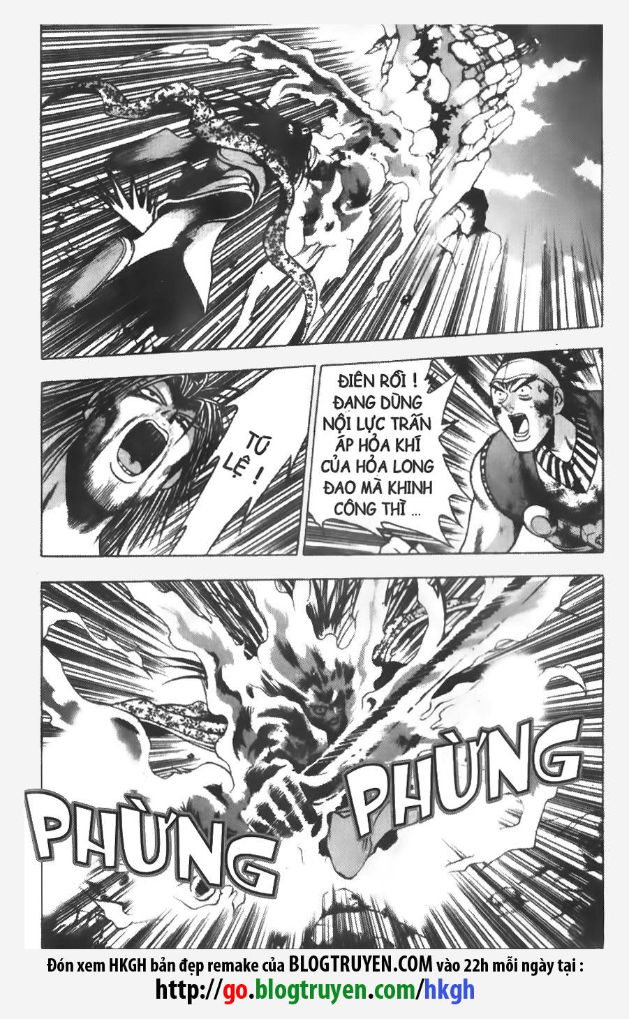 Hiệp Khách Giang Hồ chap 144 Trang 16 - p0sixspwn.com