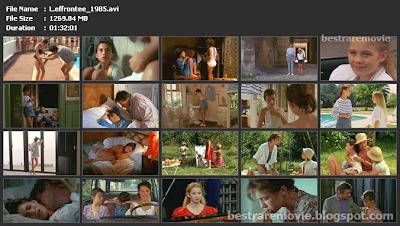 L'effrontée (1985) Charlotte and Lulu