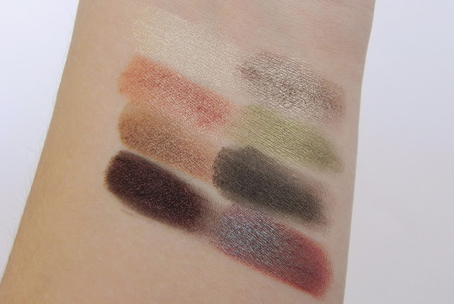 Wet'n'Wild Comfort Zone Palette Review & swatches