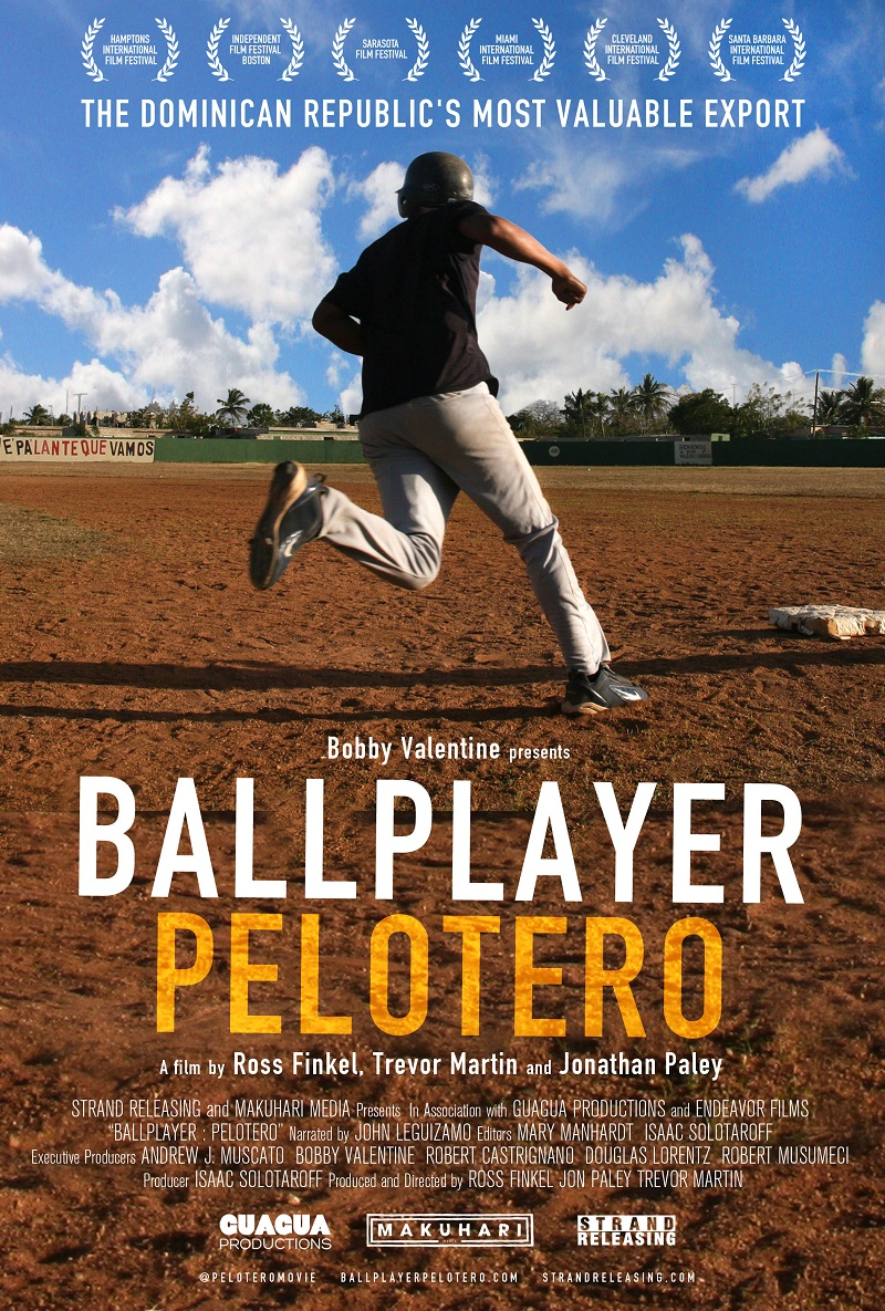 Watch Ballplayer: Pelotero Movie Online Free 2012