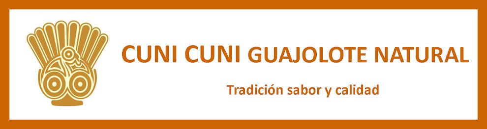 Cuni Cuni Guajolote Natural