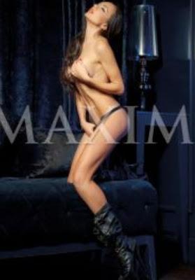 "Певицата Лияна е новогодишната изненада на ""Maxim"""