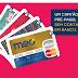 Meo Cartão Dinheiro - Cartão Pré-Pago MasterCard Internacional