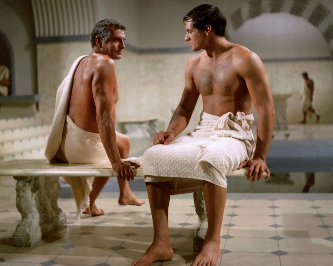 Laurence olivier spartacus quotes - Image