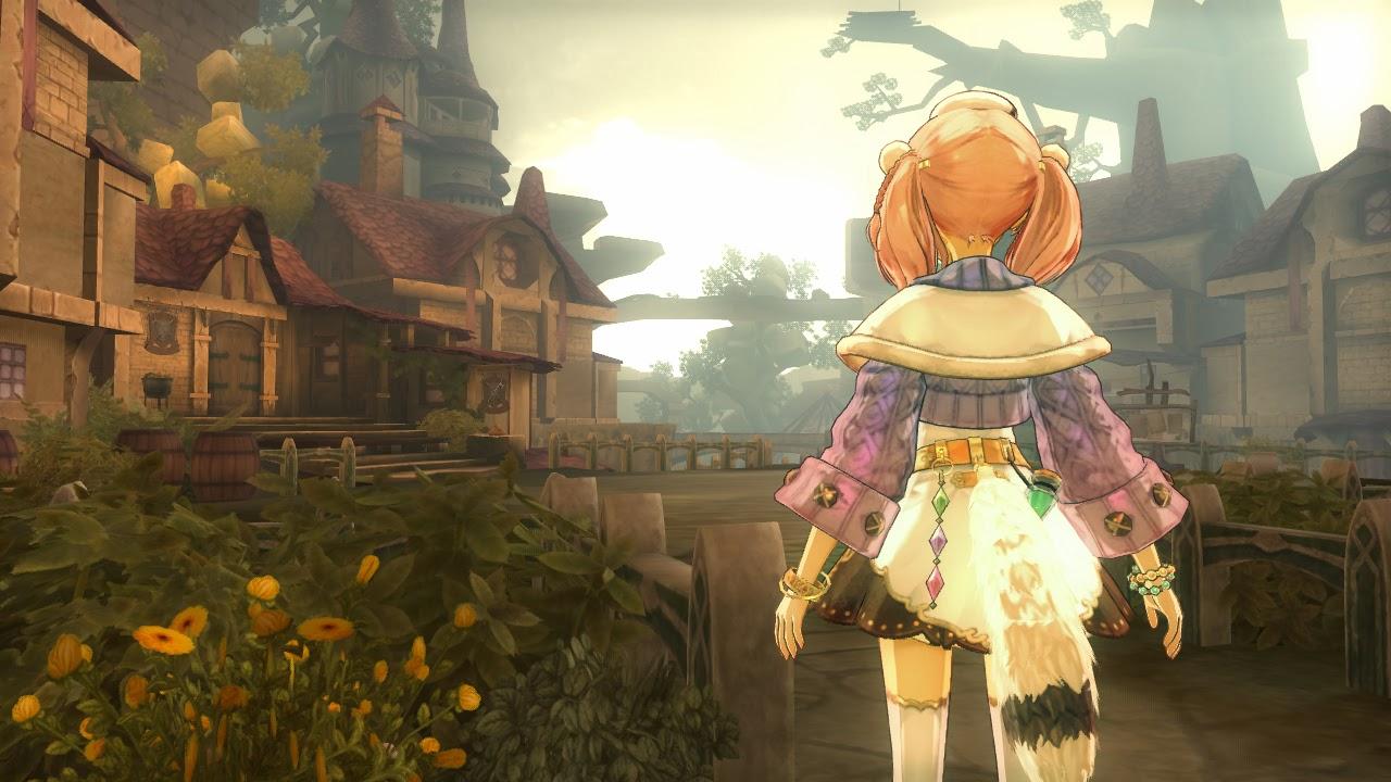 PlayStation 3 exclusive Atelier Escha