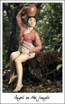 Model Gadis Desa [ www.BlogApaAja.com ]
