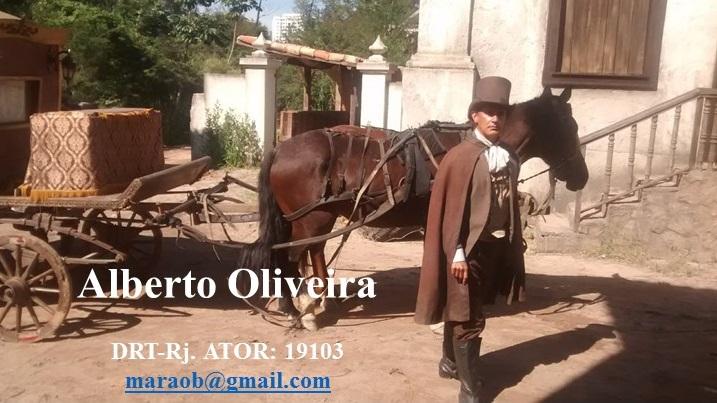 ALBERTO OLIVEIRA - ATOR