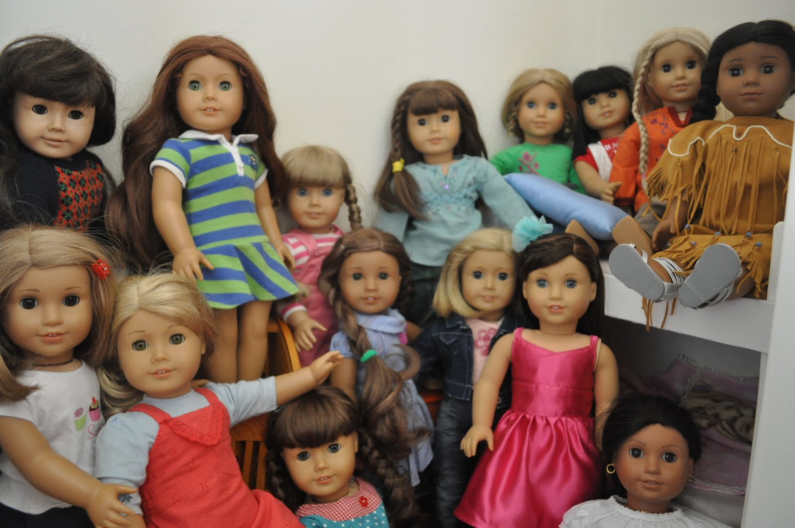 An American Girl Doll Story