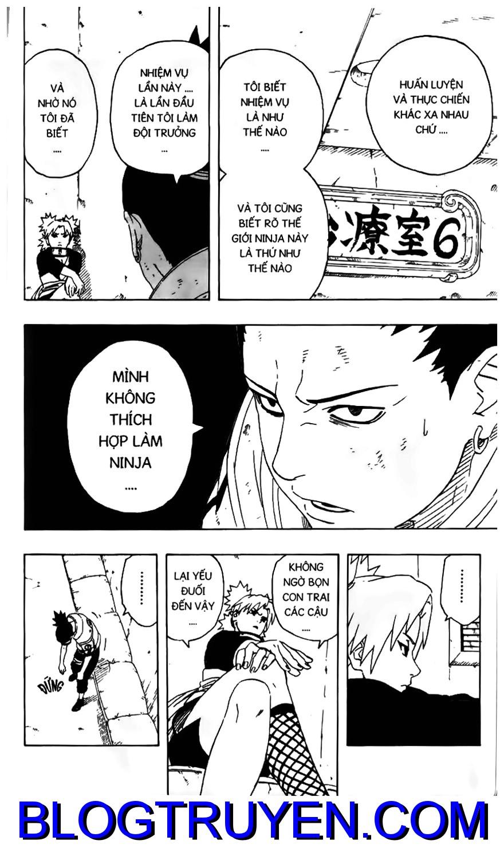 Naruto chap 235 Trang 12 - Mangak.info