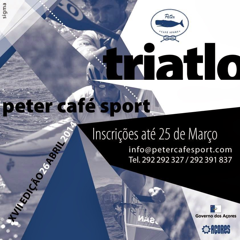 Triatlo Peter cafe Sport 26 de Abril de 2014
