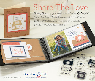Help Operation Smile Buy This Stamp Set