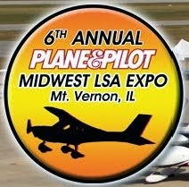 Midwest LSA Expo at Mount Vernon Outland Airport, IL