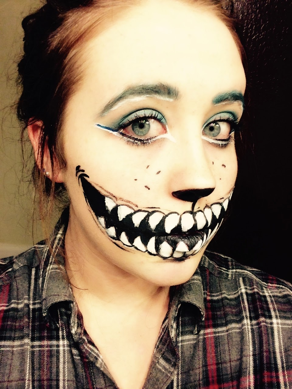 The Cosplay Twins: Cheshire Cat Makeup- *NEW*