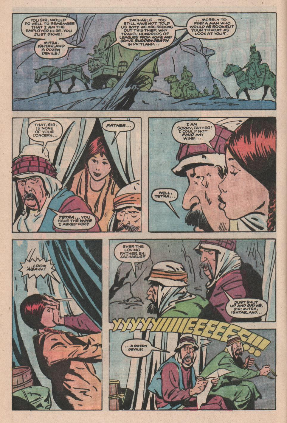 Conan the Barbarian (1970) Issue #172 #184 - English 3