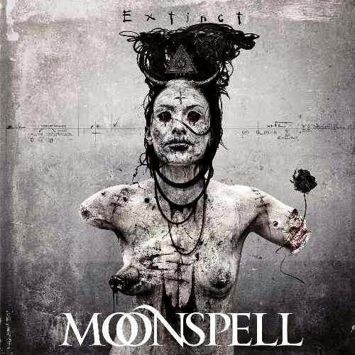 Moonspell - Extinct cover