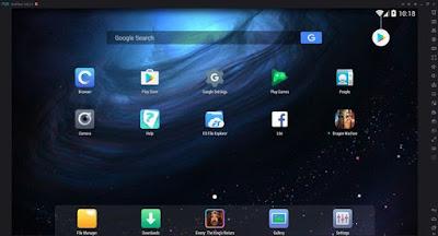 Nox App Player 6.0.5.2 Terbaru Emulator Android For PC