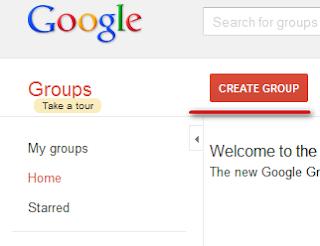 Membuat Forum Embedable di Blogspot dengan Google Group