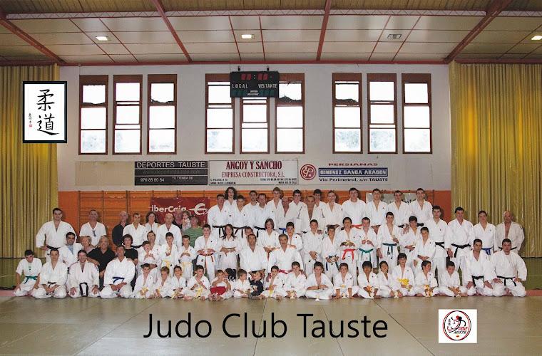 JUDO CLUB TAUSTE