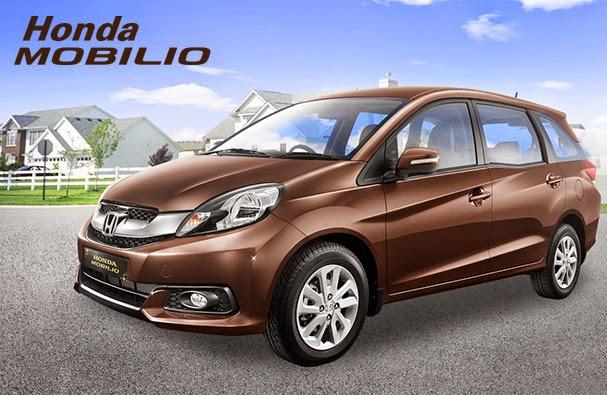 Harga dan Spesifikasi Mobil Honda Mobilio Terbaru 2015