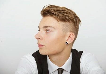 Foto Model  Rambut Undercut