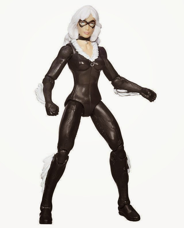 Gata Negra Black Cat Marvel Universe Infinite 3'75""