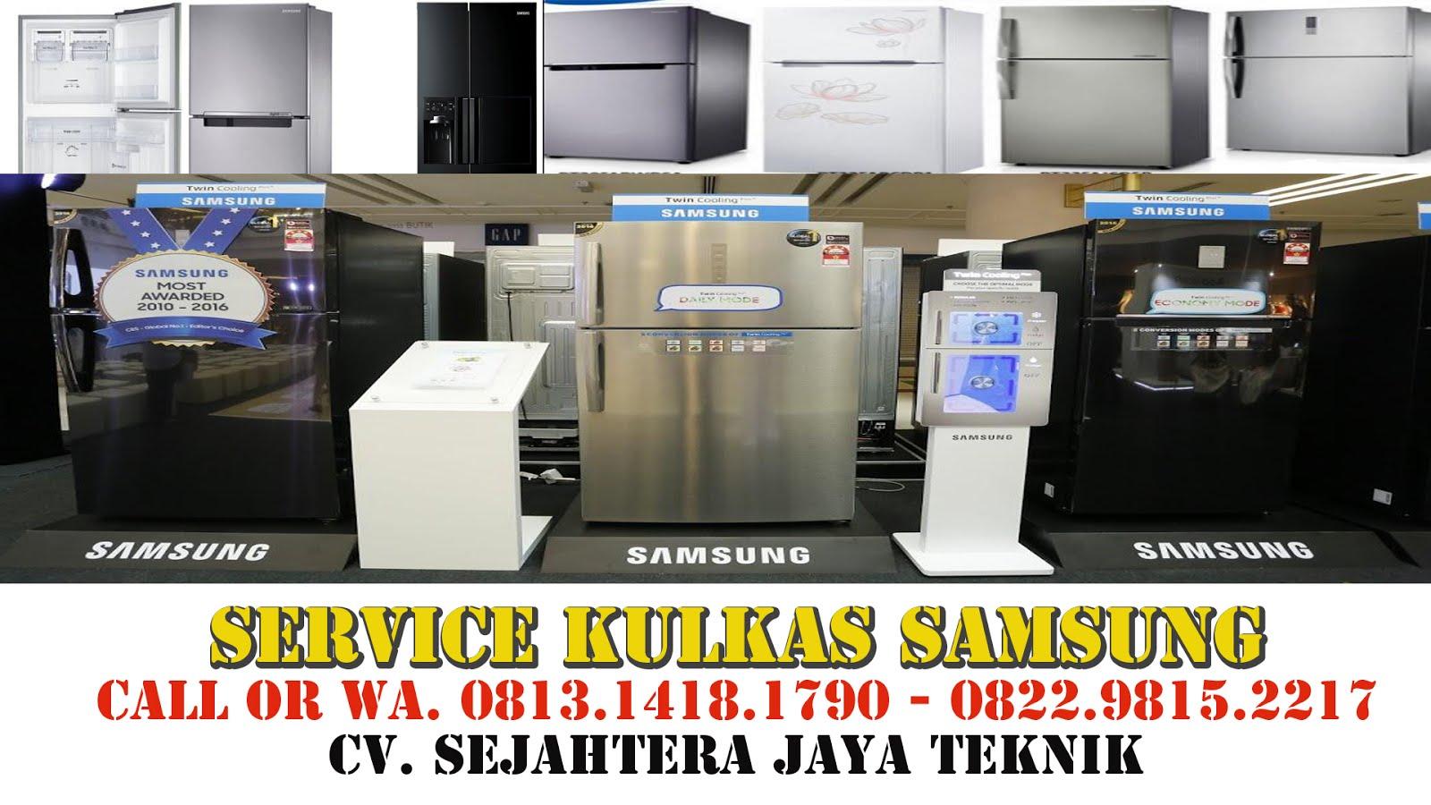Service Kulkas Samsung Jakarta Pusat