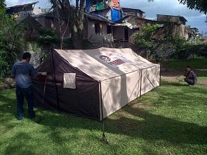 jual tenda pramuka, harga tenda pramuka, tenda pramuka murah