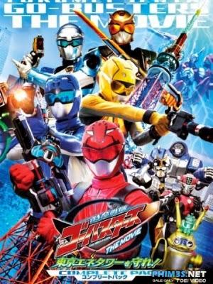 Phim Tokumei Sentai Go Busters