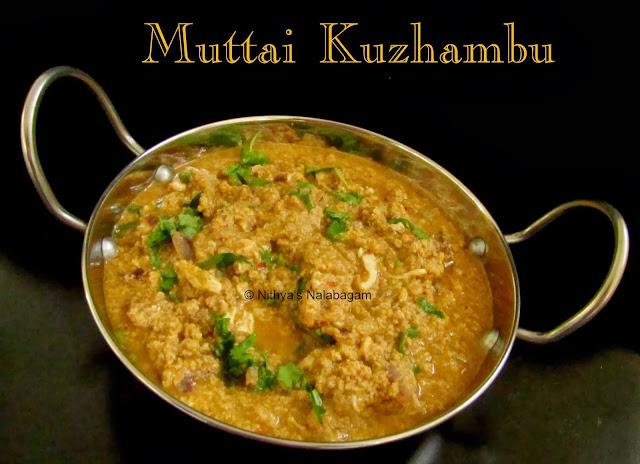 Egg Kuzhambu