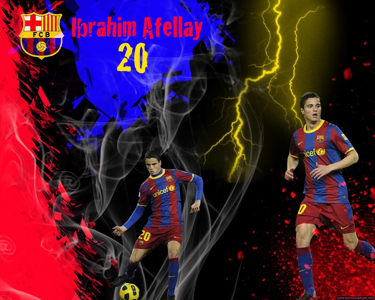 Ibrahim Afellay Wallpaper