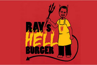 Ray's Hell-Burger Closed