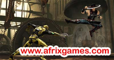 Download Games Mortal Kombat 9 Indir Pc