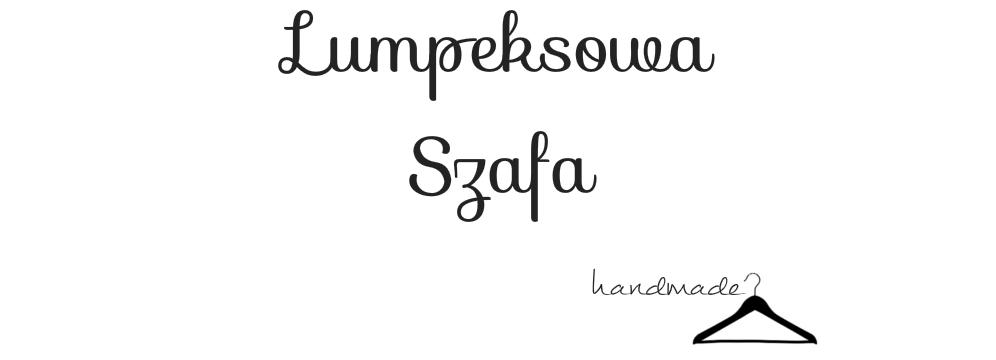 Lumpeksowa Szafa. handmade?