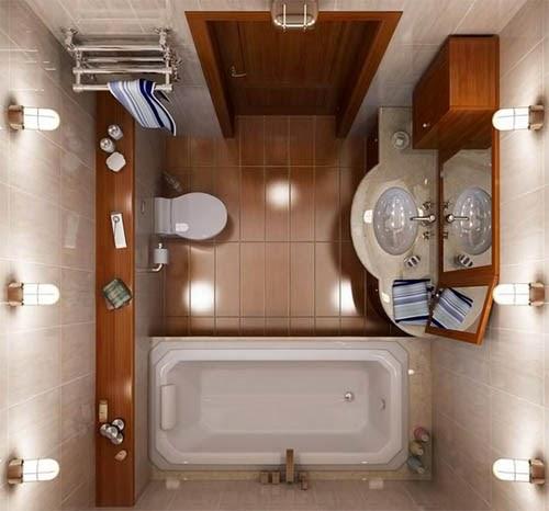 Arredamenti moderni idee bagno qualche foto per ispirarvi - Mobile alto bagno ...
