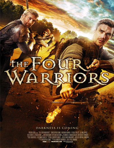 Ver The Four Warriors (2015) Online