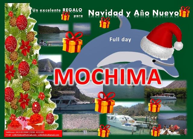 imagen Mochima en Navidad