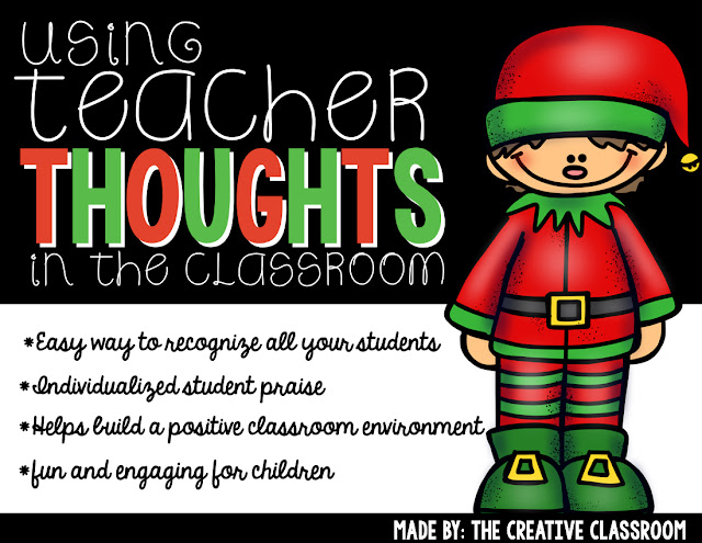 Use these teacher notes to build a positive classroom environment by giving student compliments.