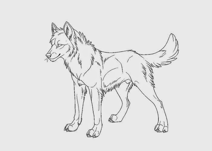 Free Coloring Pages Of Minecraft Wolves