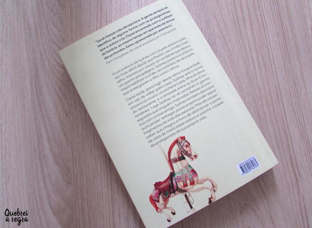 Dica de Livro: Os bons segredos - Sarah Dessen