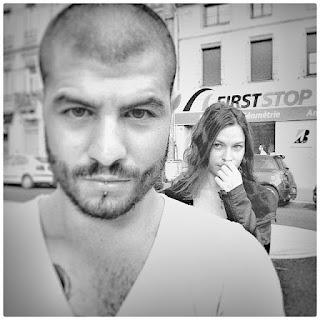 Vincent Lahouze Selfie Populaire