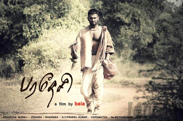 Paradesi Movie Review