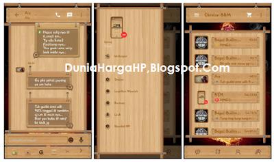 BBM Mod Wood 2.9.0.51 Full DP APK