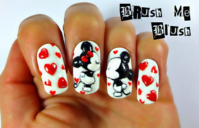 Nail Salon Designs Gamer Nails Salon Designs