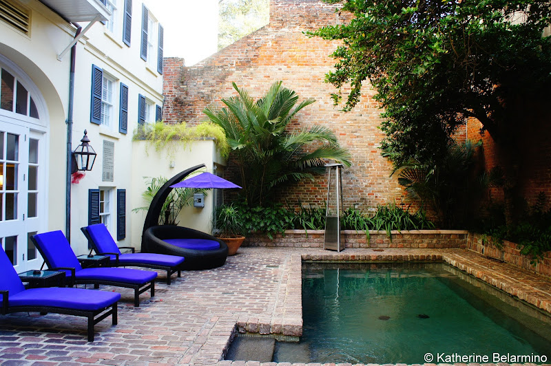 Hotel Le Marais Pool Things to Do in New Orleans
