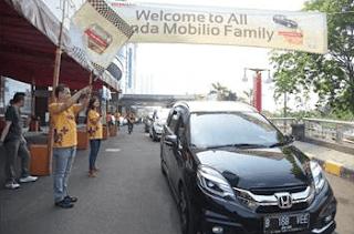 Honda Mobilio Mobil Keluarga Yang Irit