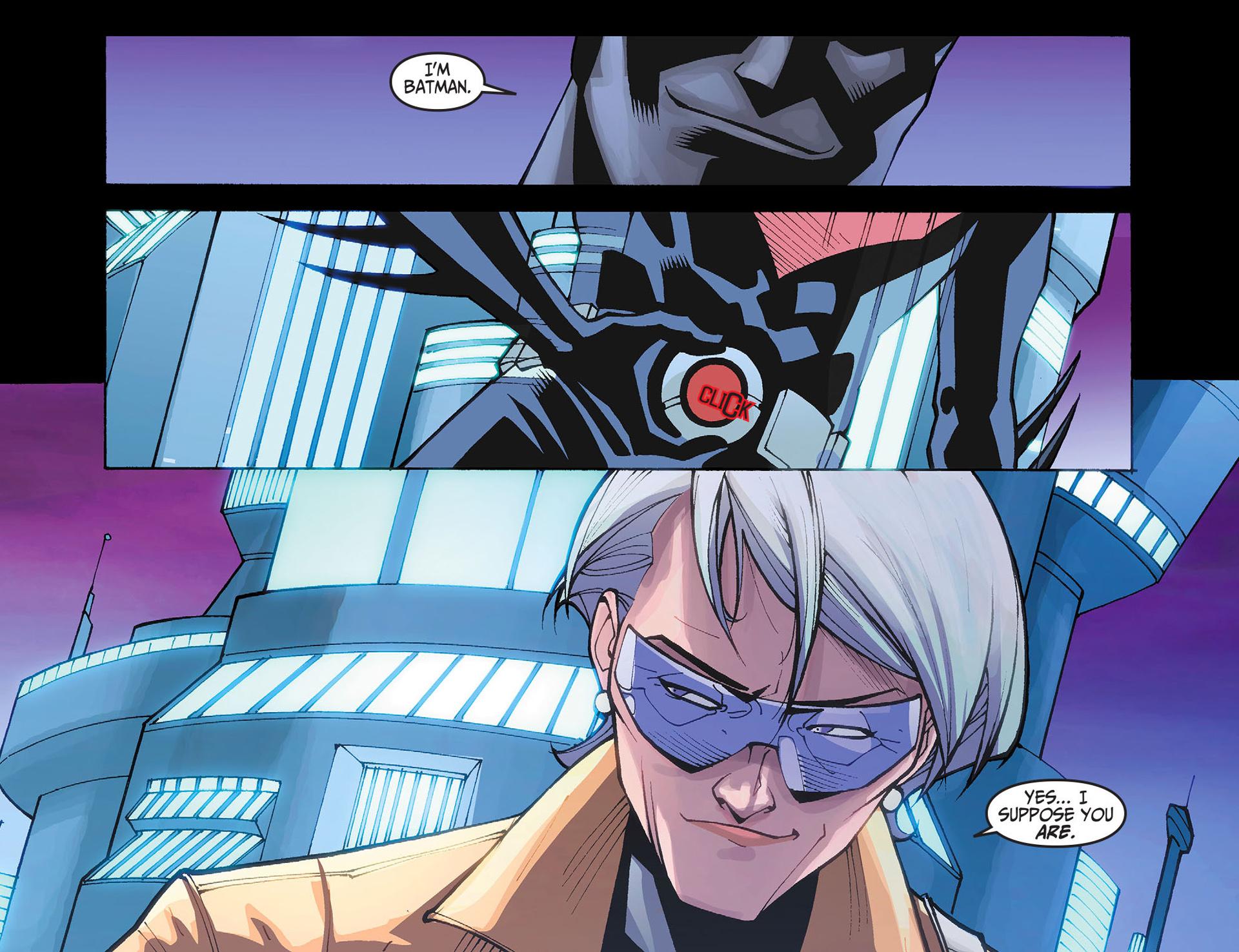 Batman Beyond 2.0 Issue #2 #2 - English 8