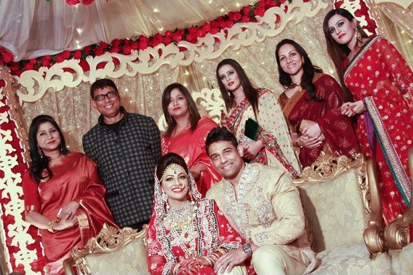 The Gorgeous And Popular Model Actress Mojeja Ashraf Monalisa Is One Of Those People As She Had Chosen This Date To Tie Wedding Knot