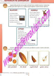 6.Sinif  Turkce Doku Yayinlari Ogrenci Calisma Kitabi Sayfa 144